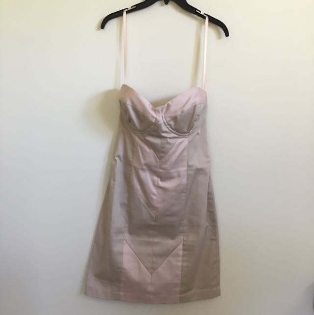 Nookie - Size 6 Strapless Dress