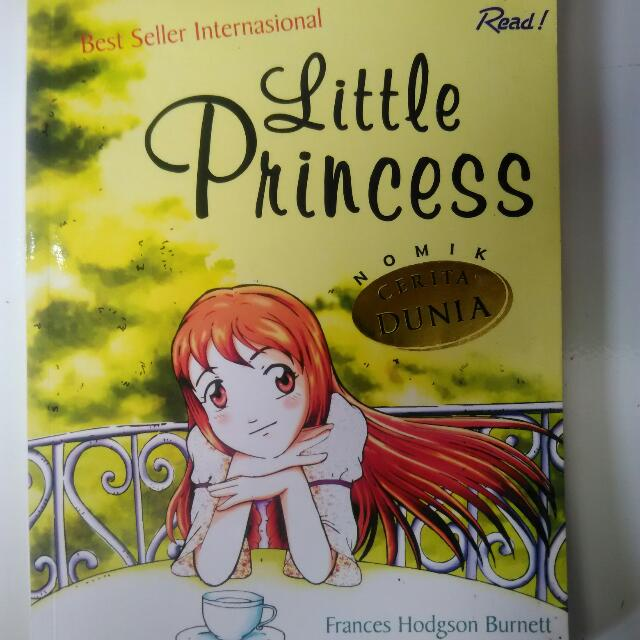 Novel Komik: Litte Princess
