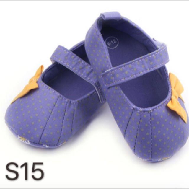 Preloved Prewalker Babyshoes Violetta