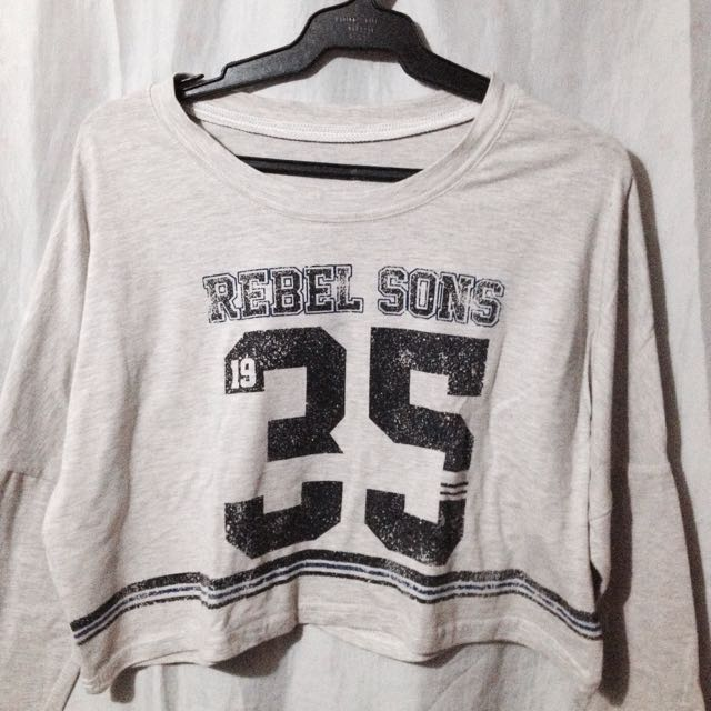 Rebel Long Sleeves