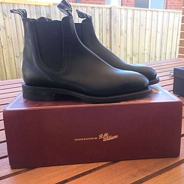 R.M Williams Boots - Brand New!!