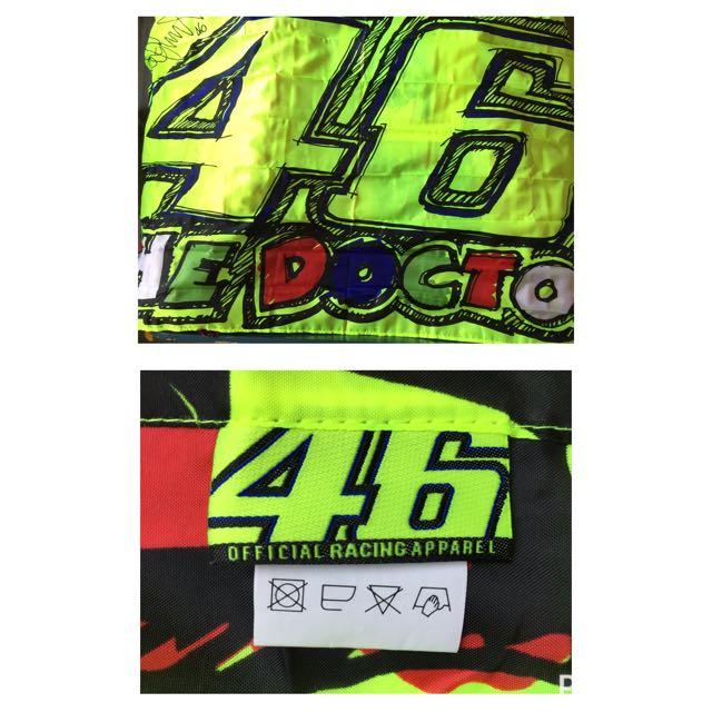 Rossi VR46 大旗