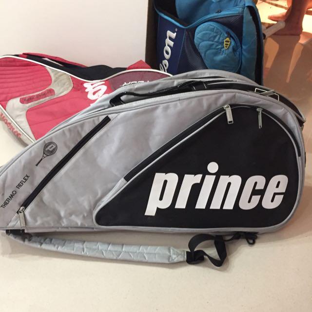 Selling Price Tennis Bag.