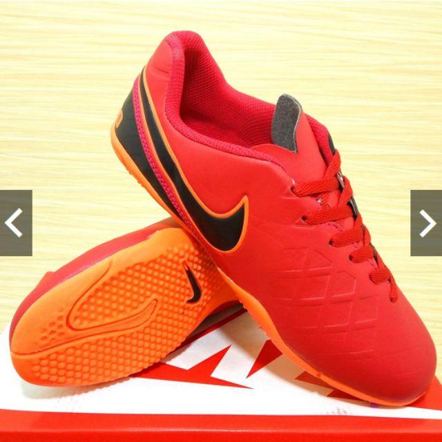 3e28677d4 ... spain sepatu futsal nike tiempo legend vi red black orange olshop  fashion olshop pria on carousell