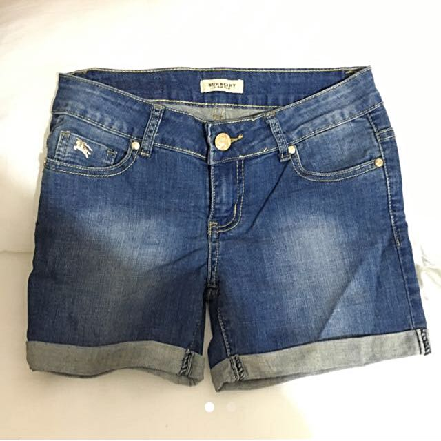 Short Pants Denim Jeans (Celana Pendek) Burberry