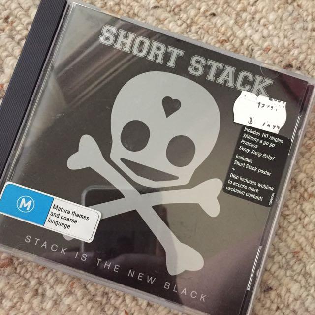 Short Stack CD