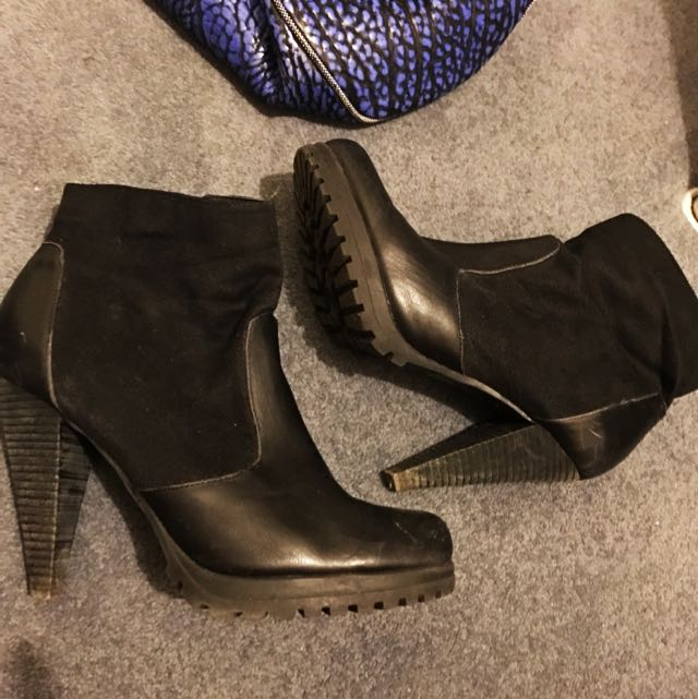 Size 9 Winter Boots