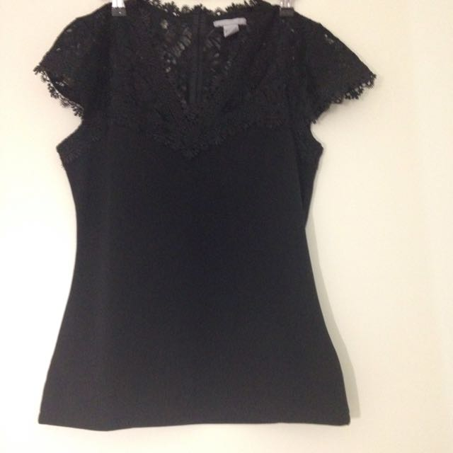 Size S H&M Top - Worn Once