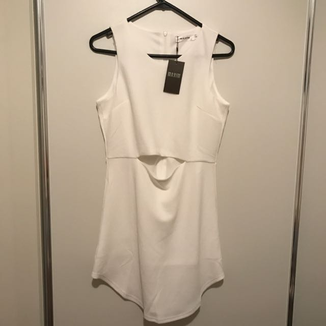 Size S White Dress
