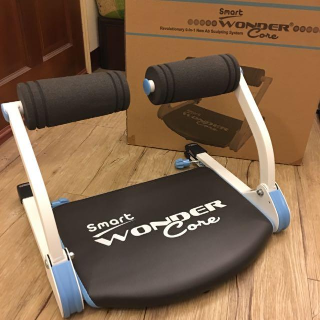 萬達康Smart塑體健身機