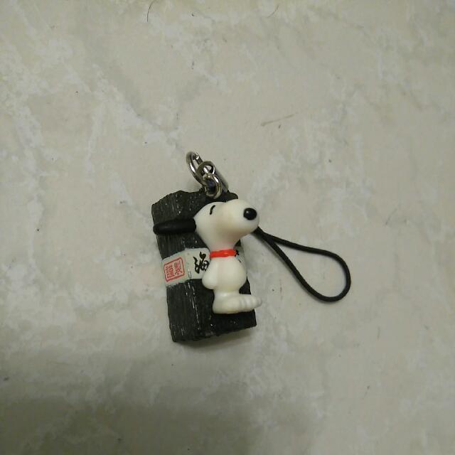 Snoopy吊飾