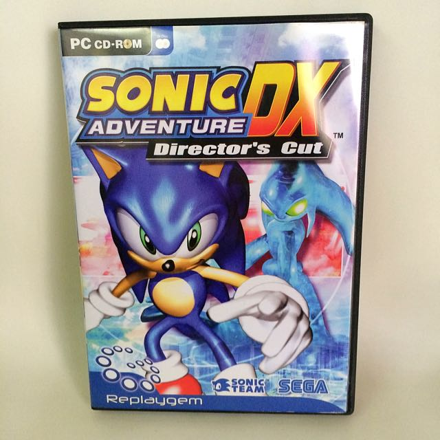 Sonic Adventure DX (PC) on Carousell
