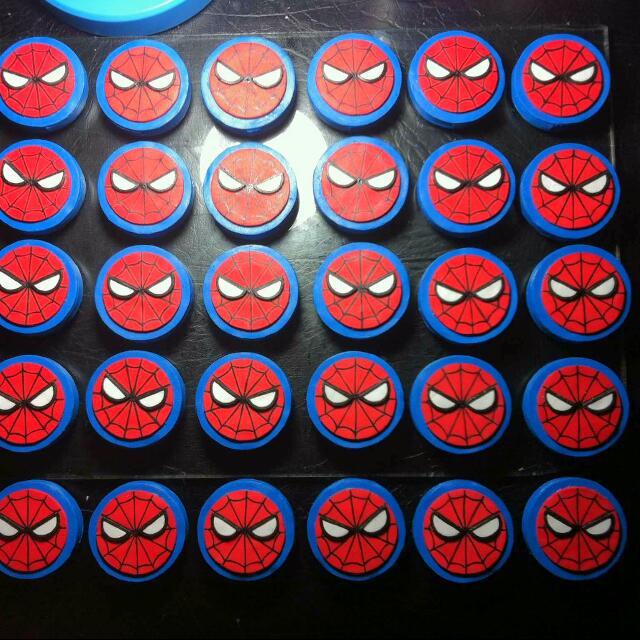 Spiderman Ref Magnet