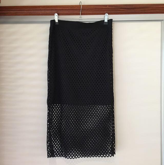 Sportsgirl Midi Skirt