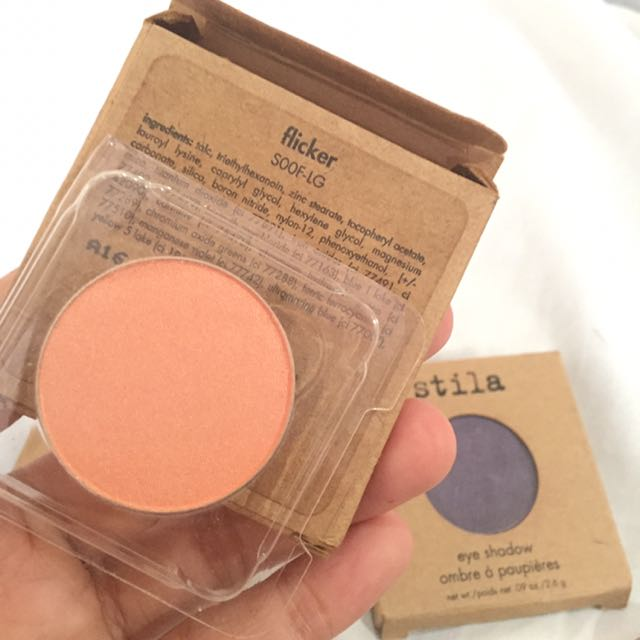 Stila Eyeshadow Palette Refill - Flicker