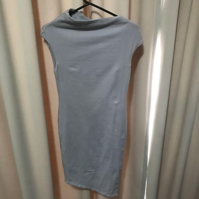 Stunning Kookai Grey Dress
