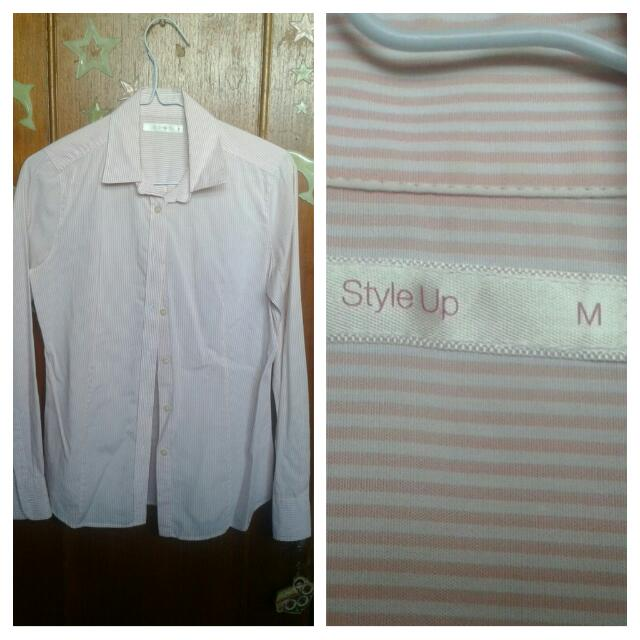 Style Up Women Shirt