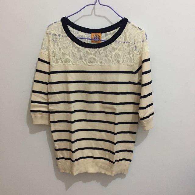 Sweater Garis2