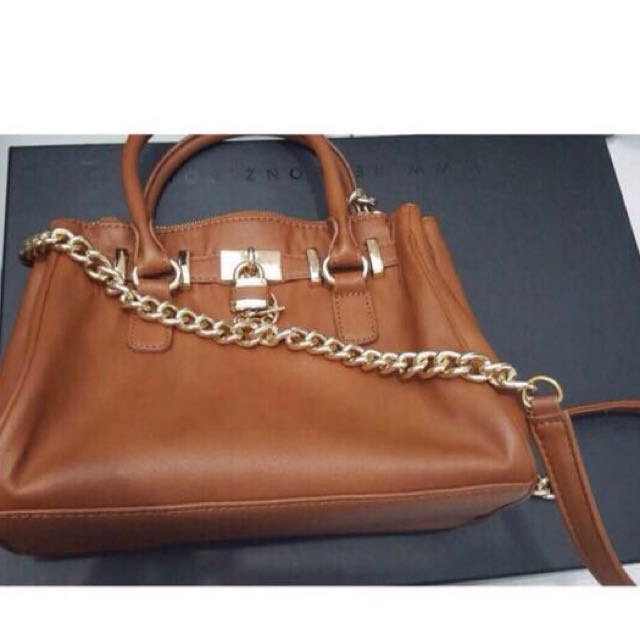 Tas ALDO original Brown Coklat
