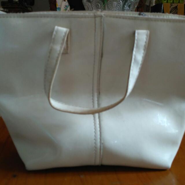 Mini Bag Import White
