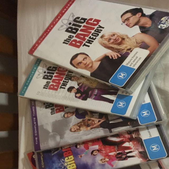 The Big Bang Theory Seasons