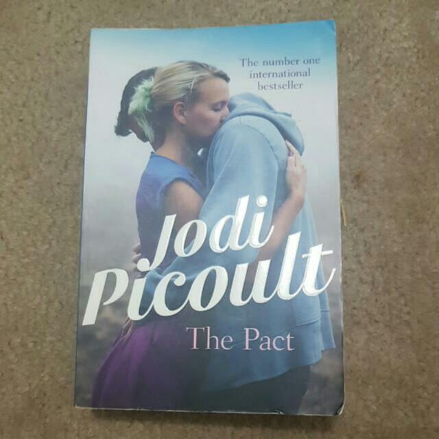 The Pact Jodi Picoult Book