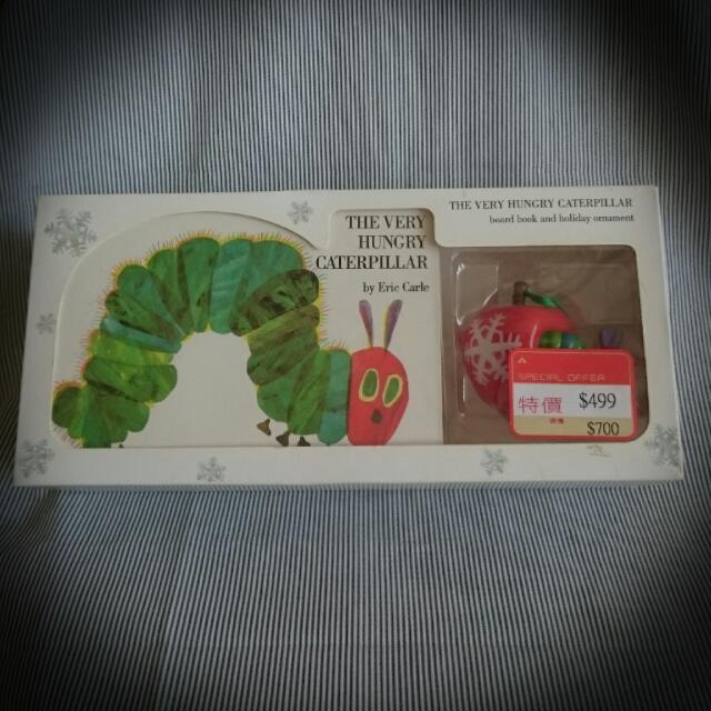 The Very Hungry Caterpillar 遊戲書
