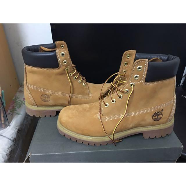 降價😱😱😱Timberland 經典黃靴 9.9成新