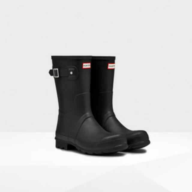 Trading New Hunter Boots For iPhone 5s