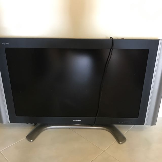 Ongekend TV Sharp 38 Inch, Home Appliances, TVs & Entertainment Systems on VC-23