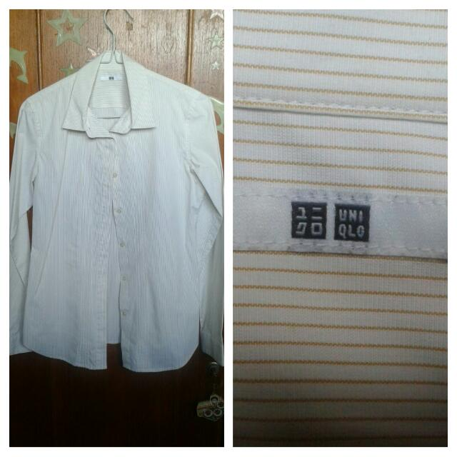 Uniqlo Women Shirt