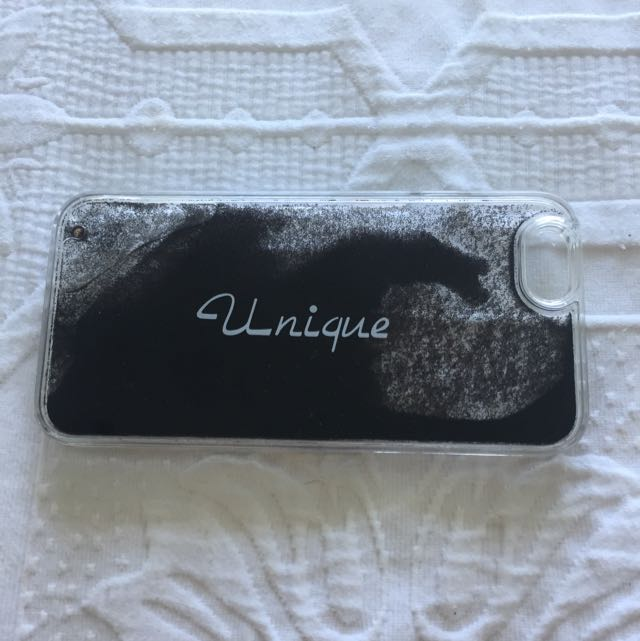 Unique Glitter Phone Case