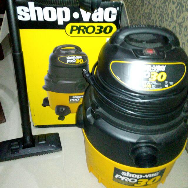 Vacuum Power