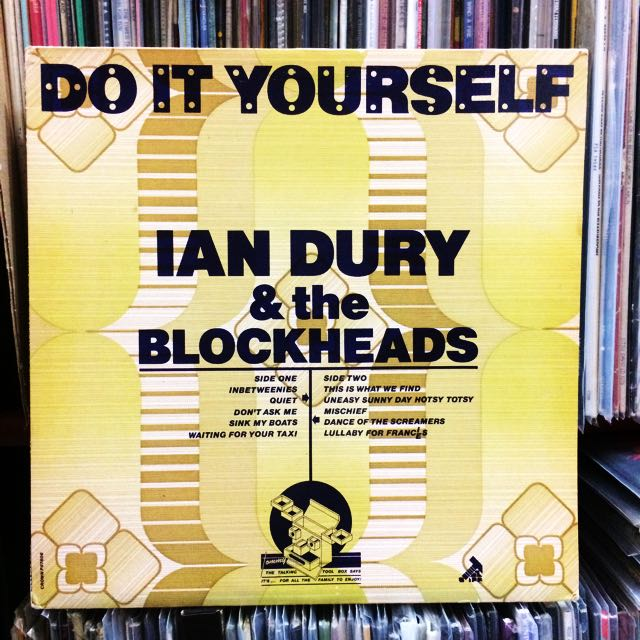 Vinyl ian dury the blockheads do it yourself 1979 music vinyl ian dury the blockheads do it yourself 1979 music media cds dvds other media on carousell solutioingenieria Images
