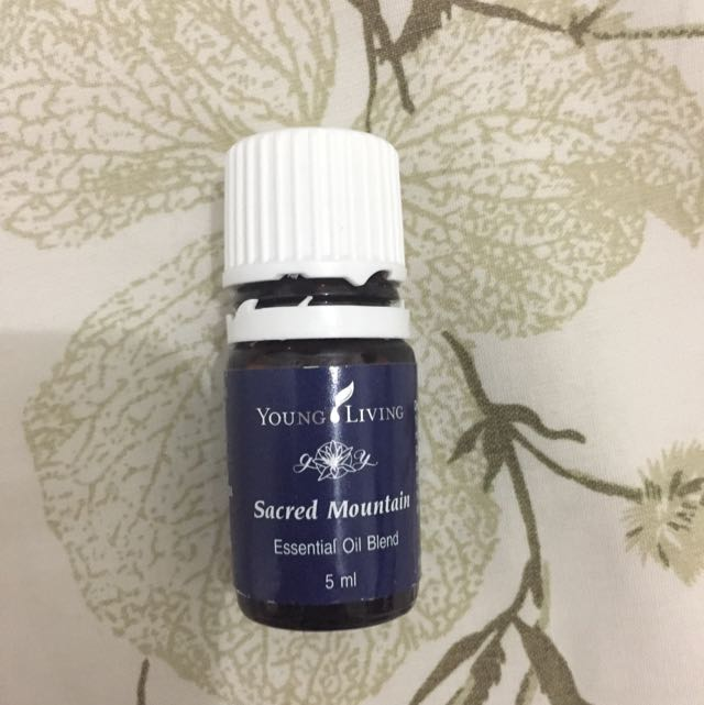 Young Living EO Sacred mountain