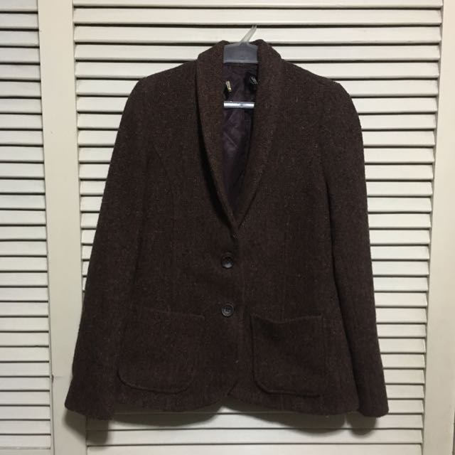 ZARA Business Coat