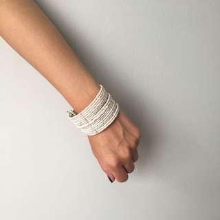 Lux Beads Bangle