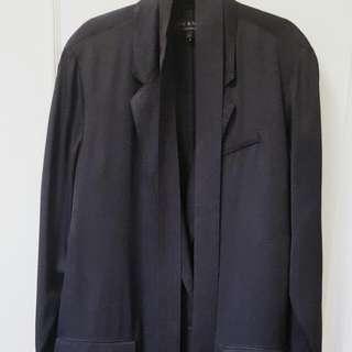 Rag & Bone Silk Coat