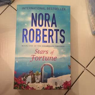 Nora Roberts Stars Of Fortune (book 1 Guardians Trilogy)