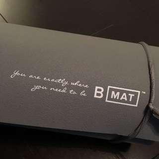 B Mat Grey (yoga Mat)