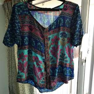Shirt/crop