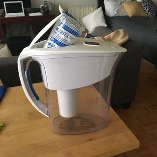 Brita Water System with Filter