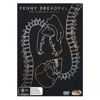Penny Dredful Full Series