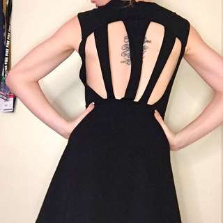 Little Black Dress (Urban Outfitters)