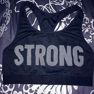 STRONG Active Wear Sports Bra