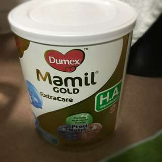 Dumex Mamil Gold HA Sample Size (TO BLESS)