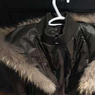 Reduced!! Rudsak Women's Hunter Green Jacket