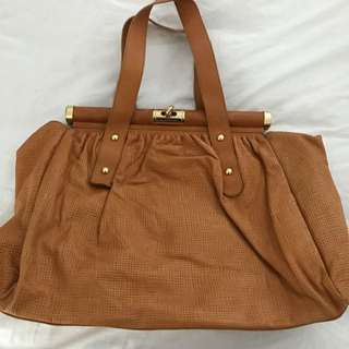 Guliver Leather Bag