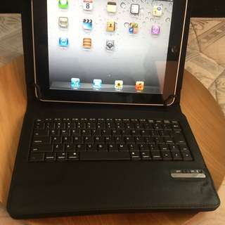 iPad Bluetooth Keyboard/case