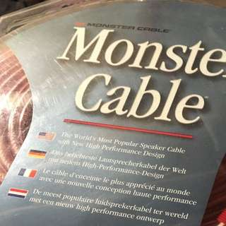 10/15 New Monster Cable